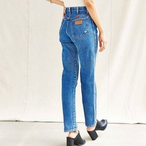 Wrangler Urban Outfitters Tyler Jeans Mom High 24